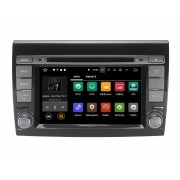 "Navigatie GPS Auto Audio Video cu DVD si Touchscreen 7 "" inch Android 7.1, Wi-Fi, 2GB DDR3 Fiat Bravo 2007-2012 + Cadou Soft si Harti GPS 16Gb Memorie Interna"
