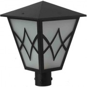 SuperScape Outdoor Lighting Gate Pillar Post Lighting GL4653-M