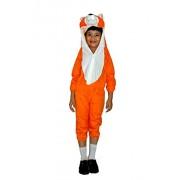 Fox Costume For Kids (4-6 YRS)
