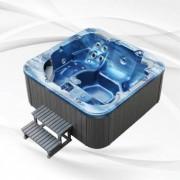 Whirlpool American Outdoor Whirlpool Torina Ocean Blue / Grey 215x215cm