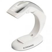 Баркод скенер Datalogic Heron HD3130, стойка, бял