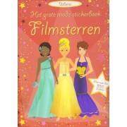 Het grote mode stickerboek - filmsterren