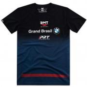 Camiseta OFICIAL Equipe BMW Azul