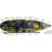 Caiaque De Pesca Robalo Standard