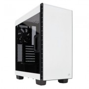 Corsair Carbide Clear 400C Compact Mid-Tower White - DARMOWA DOSTAWA!!!