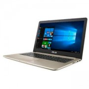 Лаптоп Asus N580VN-FY076, Intel Core i7-7700HQ (up to 3.8 GHz, 6MB), 15.6 инча FullHD IPS (1920x1080) AG, 8192MB DDR4 2133MHz (2x4GB), 90NB0G71-M00840
