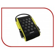 Жесткий диск A-Data DashDrive Durable HD720 1Tb USB 3.0 Green-Yellow AHD720-1TU3-CGR