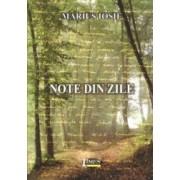Note din zile - Marius Iosif
