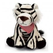 Vadállatok hanggal tigris 14 cm Teddykompaniet