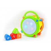 Baby Discovery Drum Musical Toy