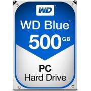 WD Blue - Interne harde schijf - 500GB
