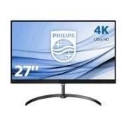 """Philips E-line 276E8VJSB - LED-skärm - 27"""" - 3840 x 2160 4K"""