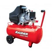 Компресор Raider RD-AC02, 1500W, 50л