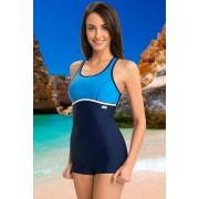 Costum de baie cu Ines albastru XL