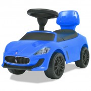 vidaXL Ride-on Car Maserati 353 Blue