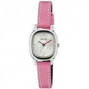 Sonata Yuva Analog White Dial Womens Watch - NF8060SL01