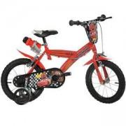 Детско колело Cars, 16 инча, Dino Bikes, 120116745