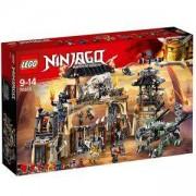 Конструктор Лего Нинджаго - Бърлогата на драконите, LEGO NINJAGO, 70655