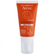 Avène Sun Sensitive protector solar SPF 50+ sin perfume 50 ml