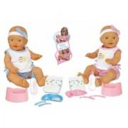 Loko toys, lutka beba koja pije i piški, 43 cm