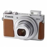 Canon Powershot G9X Mark II, Argintiu