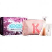 Kenzo Jeu D'Amour lote de regalo I. eau de parfum 100 ml + leche corporal 50 ml + bolsita