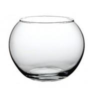 Vaza rotunda sticla Pasabahce Flora 16 cm