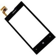 Vidro/Touch para Nokia Lumia 520 Preto