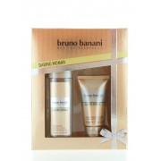 Bruno Banani Caseta femei:Spray natural+Lotiune de corp 75+50 ml Daring Woman