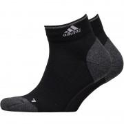 adidas Energy Thin Two Pairs Black/Dark Grey Heather/White