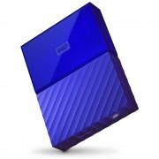 "Western Digital My Passport HDD Extern 4TB 2.5"" USB 3.0 Blue"