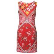 Desigual ženska haljina Vest Lisa, crvena, 38