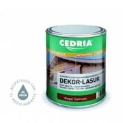 Protector para madera Dekor Lasur 4 litros
