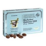 Quinona q10 30mg 60caps - BioActivo
