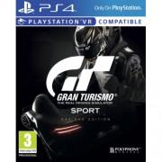 Игра Gran Turismo Sport Day One Edition за PS4 и PSVR (на изплащане), (безплатна доставка)