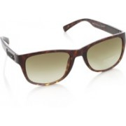Guess Rectangular Sunglasses(Brown)