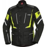 IXS X-Tour Powells-ST Chaqueta de la motocicleta Negro Amarillo L
