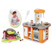 Smoby set bucătărie de jucărie și bucătar jucăuş Fabrică de ciocolată cu reţete 311024-18
