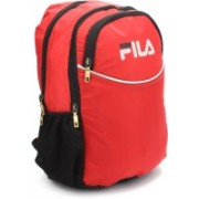 Fila Ranger Backpack(Red, Black)