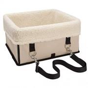 Pet Car Seat Carrier - TOOGOOR Waterproof Easy Folding Pet Car Seat Carrier /