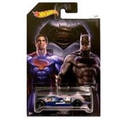 Jucarie Hot Wheels Batman V Superman Twin Mill