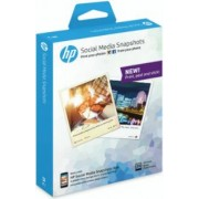HP Social Media Snapshots, 25 sheets, 10x13cm