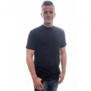 HOM T-Shirt Harro New Black.
