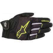 Alpinestars Atom Gloves Black Yellow M