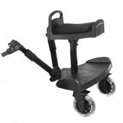 Baninni Ståbräda för barnvagn Passo svart BNSTA005-BK