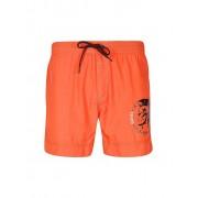 Diesel Beachshort orange S