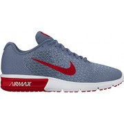 Nike Men's Blue Air Max Sequent 2 Running Shoes(852461-403) (UK-10 (US-11))