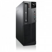 Calculator Lenovo Thinkcentre M83 SFF, Intel Core i5-4570 3.20 GHz, 8GB DDR3, 500GB SATA, DVD-RW
