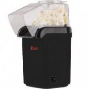 Aparat Pentru Popcorn Zilan ZLN-8044 Putere 1200W sistem cu jet de aer cald Negru