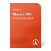 Microsoft 365 Business Standard OLP NL, 9F4-00003 elektronikus tanúsítvány